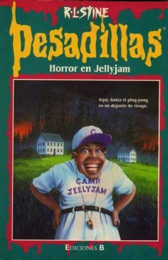 Horror en Jellyjam, Pesadillas