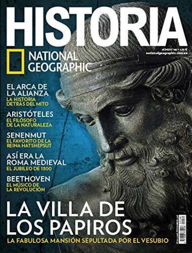 Historia National Geographic Nro