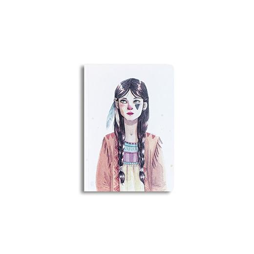Cuquiland CEGT - Cuaderno con diseño Esther Gili Tigrilla
