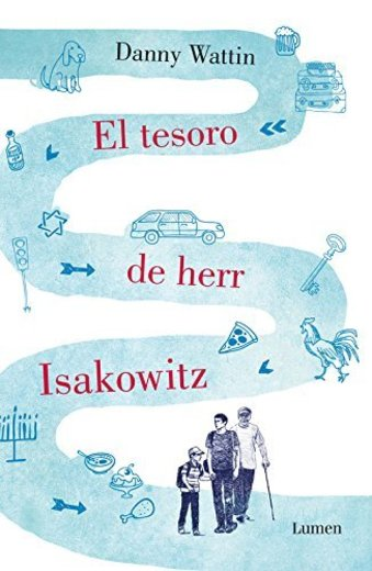 El tesoro de Herr Isakowitz (NARRATIVA)