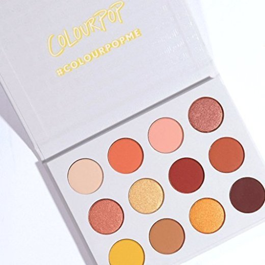 ColourPop - Pressed Powder Shadow Palette - Yes