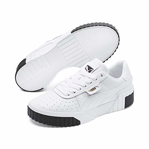 Puma Cali Wn's Zapatillas Mujer, Blanco