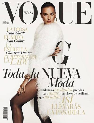 Vogue España - Revista de moda y tendencias