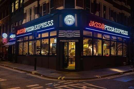 Pizza Express London Bridge