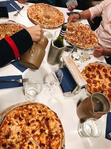 Pizzería la Oca