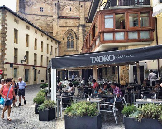 Restaurante Txoko Getaria