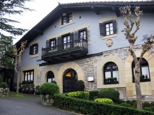 Restaurante Zuberoa