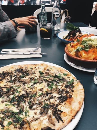 Lamucca de Almagro | Restaurante Chamberí