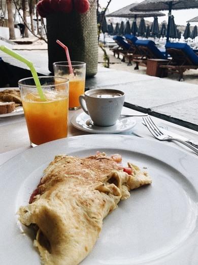 Yialo Yialo Restaurant Mykonos
