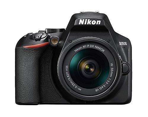 Nikon D3500 - Cámara réflex de 24 MP