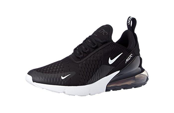 Nike Air MAX 270, Zapatillas de Gimnasia para Hombre, Negro
