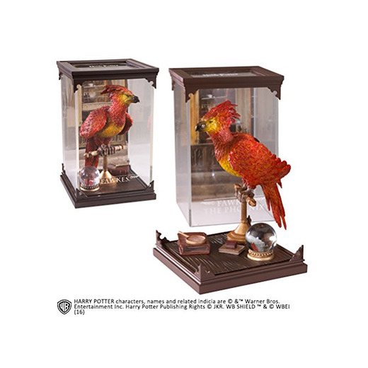 Noble Collection - Mod. NN7540-Diorama de Fénix