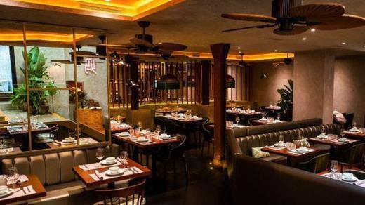 Restaurante chino Shanghai mama (Juan Bravo)