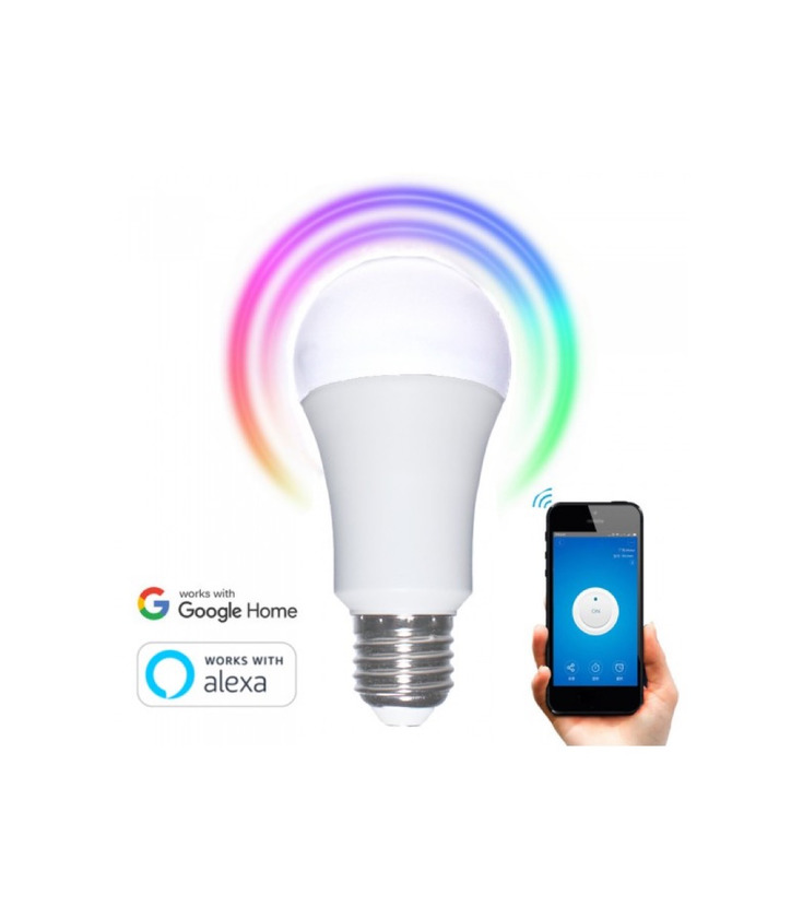 Smartfy bombilla LED Wifi