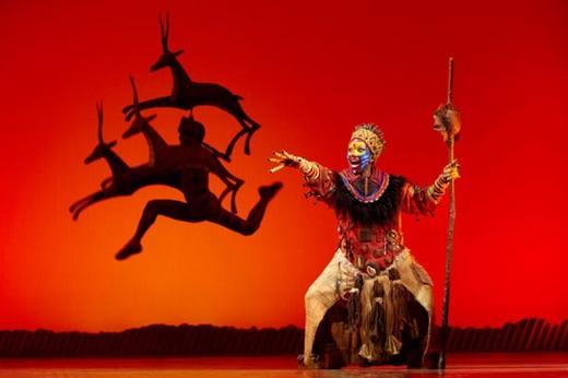 El Rey León - Teatro Lope de Vega, Madrid - Página oficial del ...