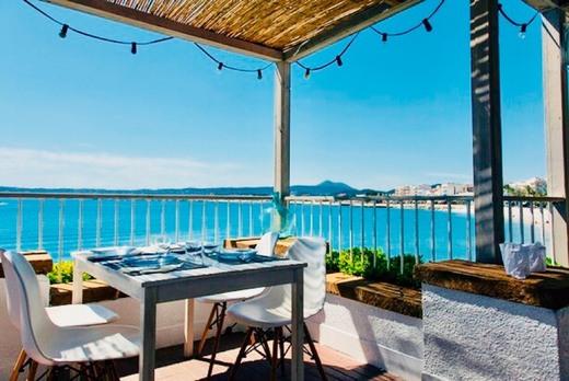 Restaurante Cala Bandida