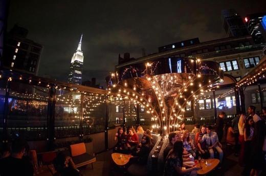 Magic Hour Rooftop Bar & Lounge