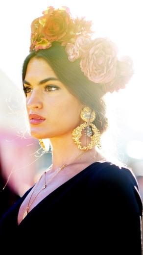 Carmen Sanchez: Tocados y Complementos