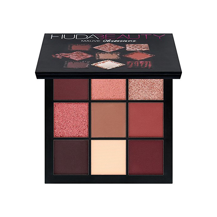 HUDA BEAUTY Obsessions Eyeshadow Palette colour
