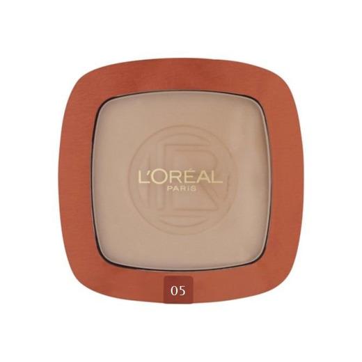 L'Oréal Paris Polvo de sol alta duración Glam Bronce