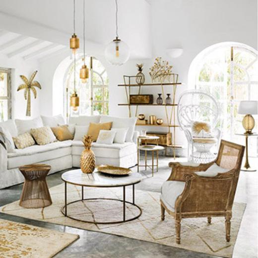 Maisons du Monde - Mueble, decoración, lámpara y sofá | Maisons ...