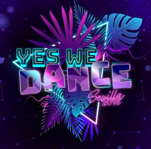 YES WE DANCE Sevilla | 15-22 Julio 2018