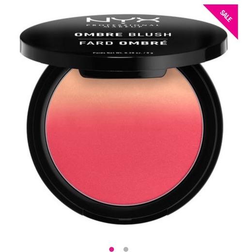 Colorete Ombré Blush | NYX Professional Makeup