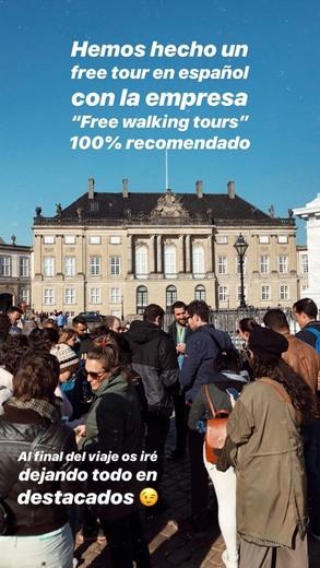 Copenhagen Free Walking Tours