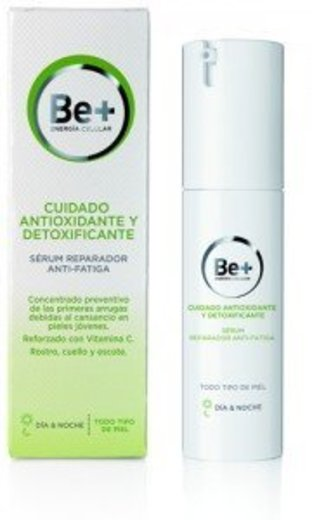 Be+Antiox Detox Serum Antifatiga 30Ml