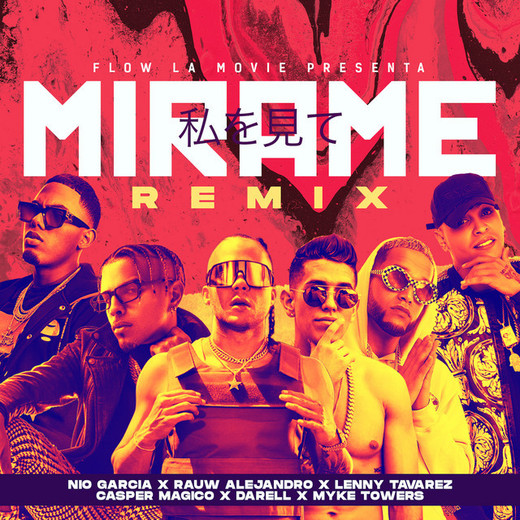 Mírame - Remix