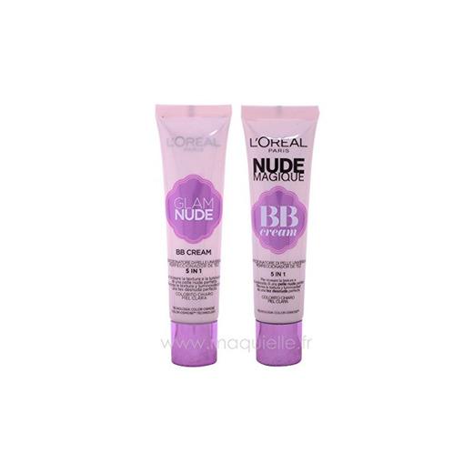 L'Oréal Paris Glam Nude