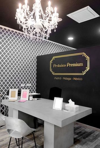 Pestañas Premium