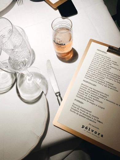 Restaurante Pólvora – Pinturas de paladar que los ojos ignoran