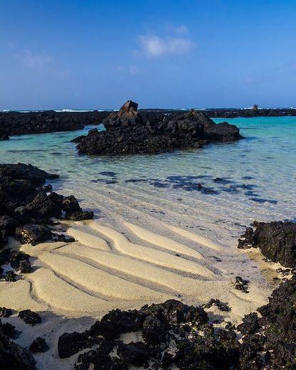Orzola Beach