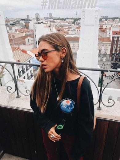 Radio Rooftop Bar Madrid