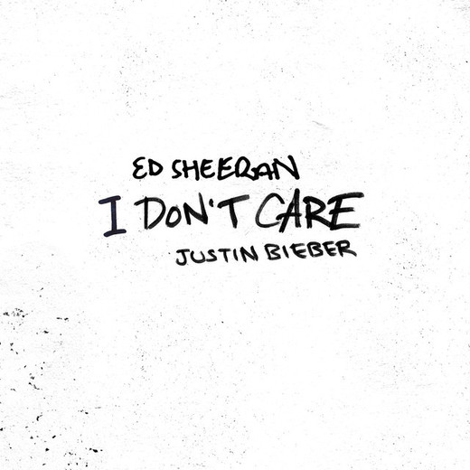 I Don't Care (with Justin Bieber)