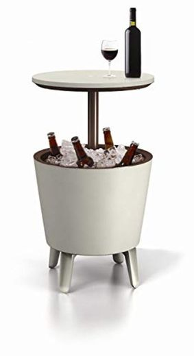 Keter Cool Bar -  Mesa nevera para exterior
