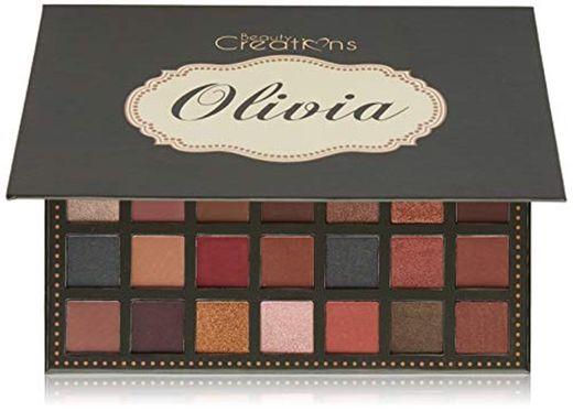 BEAUTY CREATIONS 35 Color Palette