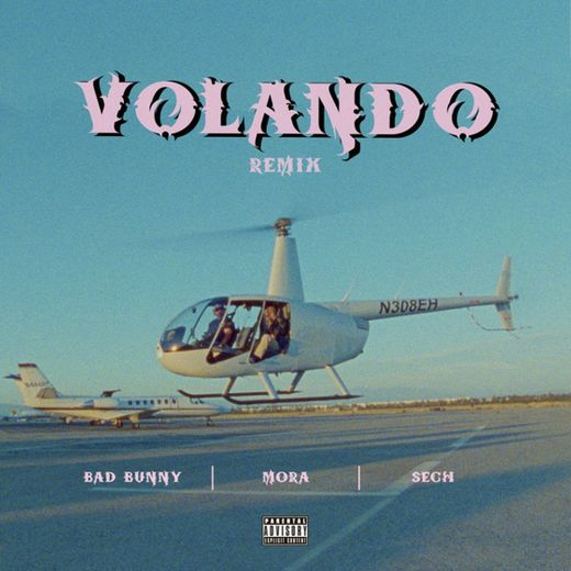 Volando - Remix