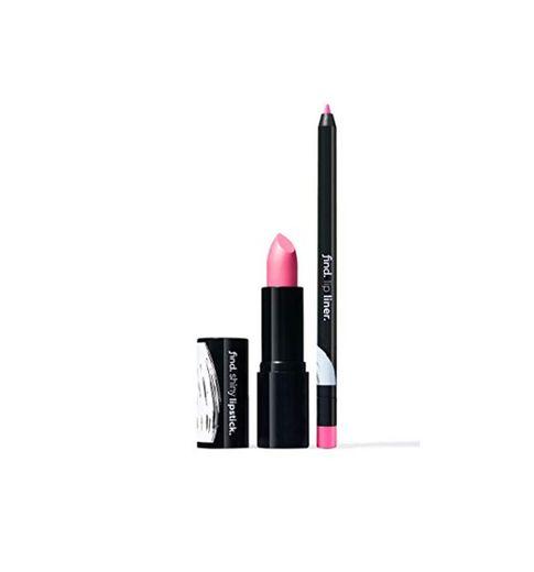 Marca Amazon - find. Pink Attraction (Barra de labios brillante n.5