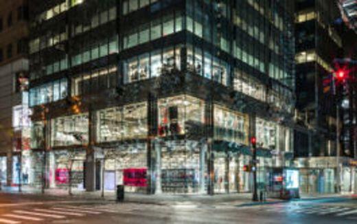 adidas Flagship New York
