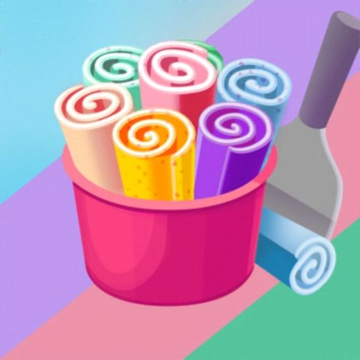 Ice Creamz Roll