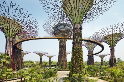 Garden By The Bay - Indian Garden