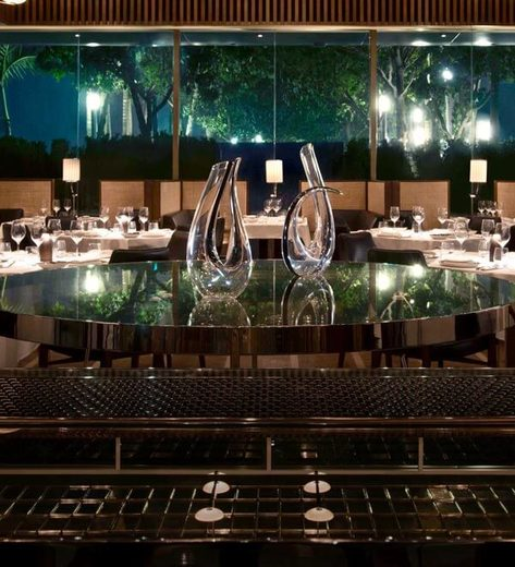 Spago Bar & Lounge | Marina Bay Sands | Wolfgang Puck