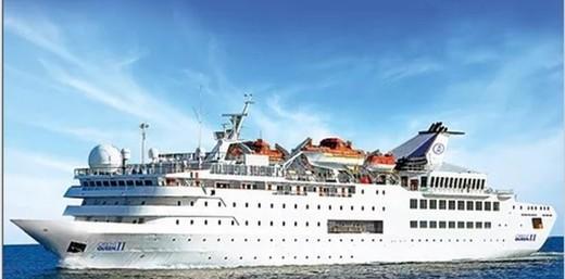 Crucero la Argentina