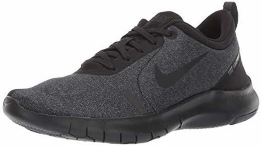 Nike Flex Experience RN 8, Zapatillas de Running para Hombre, Negro