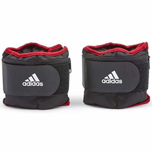adidas Pesas Tobillo Ajustable - Negro