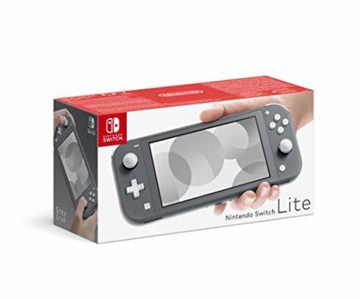 Nintendo Switch Lite - Consola color Gris