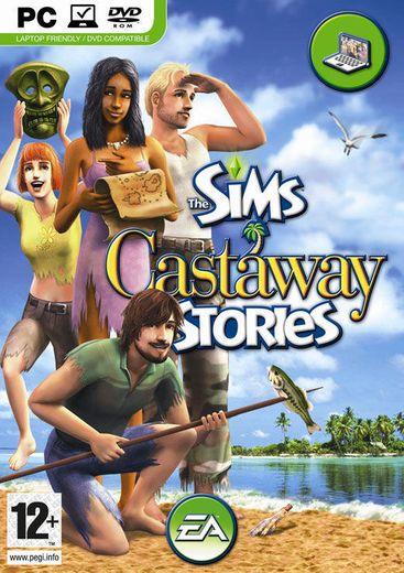 Sims Historias de Náufragos