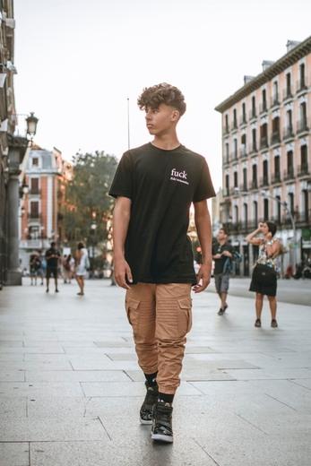 Camiseta Fuck